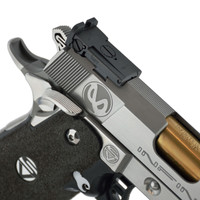1911 Taran Tactical Adjustable rear sight for Bomar Cut
