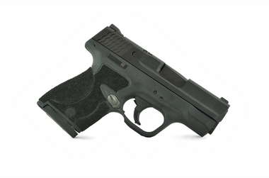 M&P Shield Full Wrap Stipple, Right Hand, Single Undercut