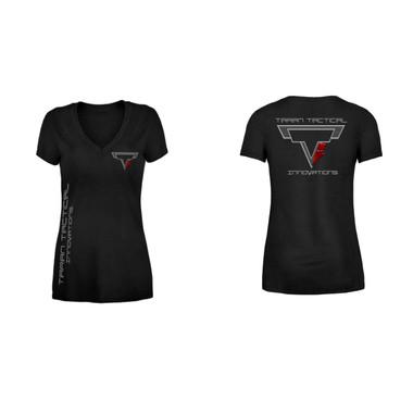 Taran Tactical Innovations V-Neck Original Logo