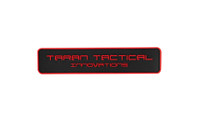 TTI Lettering PVC Patch