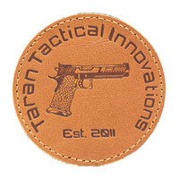 TTI Est. 2011 Leather Patch