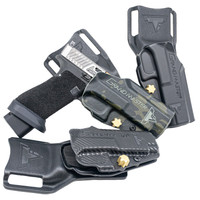 TARAN TACTICAL EXCLUSIVE SG-X COMPETITION HOLSTER for Glock 17/34