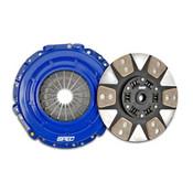 SPEC Clutch For Saab 9-3 X 2008-2009 2.8L Turbo X, Aero XWD Stage 2+ Clutch (SS983H)
