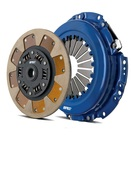 SPEC Clutch For Audi 80 1988-1990 2.0L  Stage 2 Clutch (SA222)