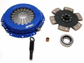 SPEC Clutch For Eagle 2000 GTX 1990-1991 2.0L 2WD Stage 4 Clutch (SM514)