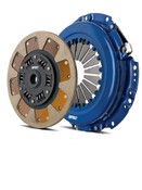 SPEC Clutch For Mazda B2000 1985-1987 2.0L from 11/84 Stage 2 Clutch (SZ262)