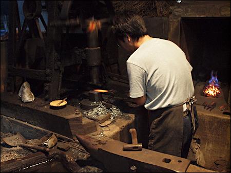 Evening work, Okuizumo