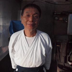 Bizen Osafune swordmaker Ueta san