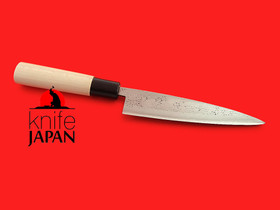 "Iwami Okamitsu Hamono | Stainless ko-yanagi sashimi-bocho | 150mm・5.9"" | Knife Japan"