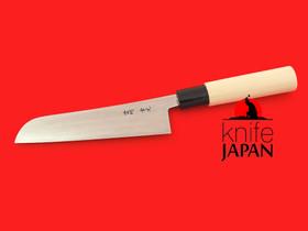 "Unshu Yukimitsu Hamono | Bannou-bocho | 155mm・6.1"" | Knife Japan"
