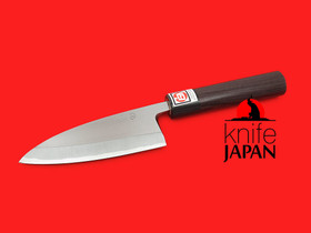 Ikenami Hamono | deba-bocho for left-handers | 130mm・5.1"