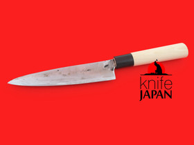 "Takahashi Kajiya Yanagiba | 180mm・7"" | Knife Japan"