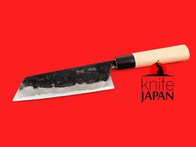 "Unshu Chuzen Hamono | Nakiri | 160mm・6¼"" | Stainless tang | Knife Japan"