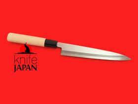 "Unshu Yukimitsu Hamono Yanagiba | 185mm・7¼"" | Knife Japan"