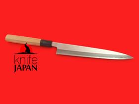 "Unshu Yukimitsu Hamono Yanagiba | 235mm・9¼"" | Knife Japan"