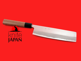 Sasaoka Hasami | Nakiri-bocho | 180mm・7.1"