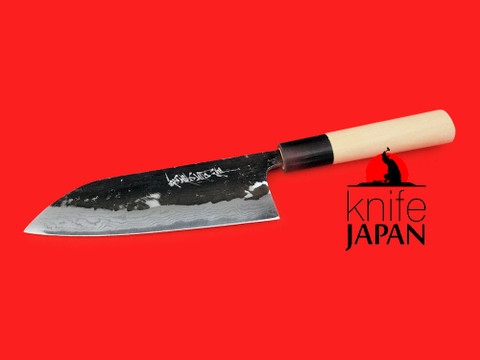 "Tanaka Kama Kogyo Multi-layer Bunka-bocho   165mm・6½""   Knife Japan"