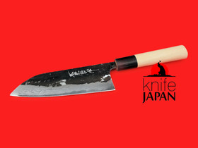 "Tanaka Kama Kogyo Multi-layer Bunka-bocho | 165mm・6½"" | Knife Japan"