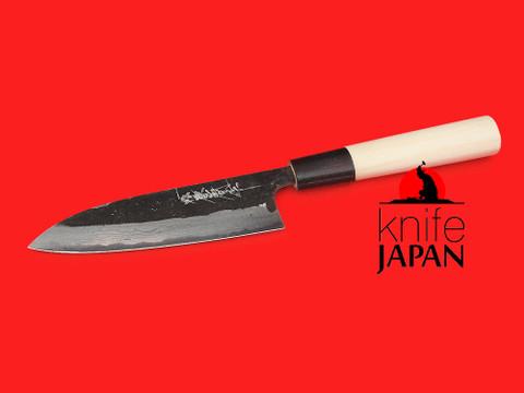 "Tanaka Kama Kogyo | Taso-ko multilayer Petty Knife | 120mm・4¾"" | Knife Japan"