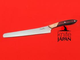 Kaneta Hamono Pan-kiri Bread Knife Aogami #2