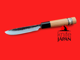 "Minomo Hamono Kawamuki | Aogami#2 | 105mm・4.1"" | Knife Japan"