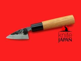 "Iwami Okamitsu Ginger Knife | 55mm・2.1"" | Knife Japan"