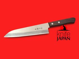 "Nakamura Hamono Stainless Bunka-bocho | 165mm・6½"" | Knife Japan"