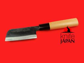 "Nakamura Hamono | Left-handed Kyushu-style unagi-sabaki | 80mm・3.1"" | Knife Japan"