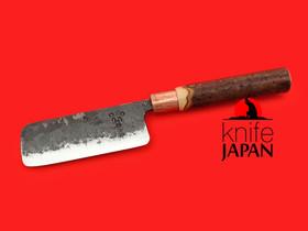 "Minomo Hamono kodomo-bocho children's knife | Mouse design | 90mm・3½"" | Knife Japan"