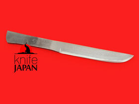 "Nakamura Hamono | Nojiyama Marunaka Outdoor knife | 170mm・6.7"" | Knife Japan"