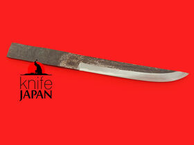 "Nakamura Hamono|Nojiyama Marunaka Outdoor Knife | 200mm・7.9"" | Knife Japan"