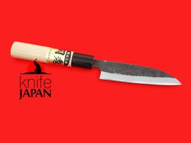 "Okahide Hamono | Mini santoku | 115mm・4½"" | Knife Japan"