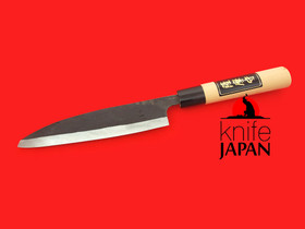 Fukamizu Hamono | 'Satsuma-no-kami' double-bevel yasai-bocho | Gingami #3 stainless  | 180mm・7.1"