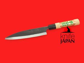 "Fukamizu Hamono Yasai-bocho | Aogami#2 | 180mm・7.1"" | Knife Japan"