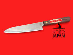 Shiro Kunimitsu | Stainless Petty Knife | 140mm ・ 5½"