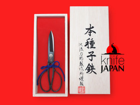 Ikenami Hamono hand-forged tanebasami scissors | 5-sun・15cm | Knife Japan