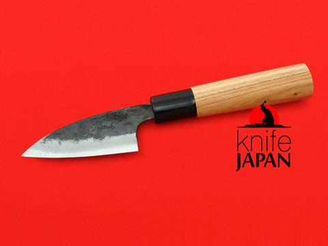 "Iwami Okamitsu Hamono Shouga-bocho   Keyaki handle   85mm ・ 3.4""   Knife Japan"