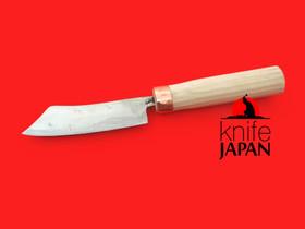 "Takahashi Kajiya | 'mingei' kudamono knife | 11cm ・ 4⅓"" | Knife Japan"