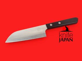 "Kuwahara Kaji Kobo | Stainless-clad bunka-bocho | 120mm・4¾"" | Knife Japan"