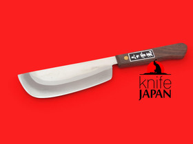 Yoshimitsu Hamono | Stainless Harvest Knife with case | 150mm・5.9"