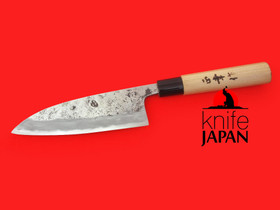 "Mikami Hamono wo-bocho | Aogami #1|165mm・6½"" | Knife Japan"
