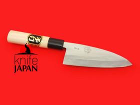 "Nakashima Hamono Single-bevel Ajikiri | 135mm・5.3"" | Knife Japan"