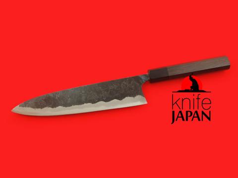 """Kuwahara Kaji Kobo   'Otoko-no-hocho' gyuto   210mm・8¼""""   Knife Japan"""
