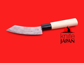 "Takahashi Kajiya | 'Kudamono' fruit knife | 11cm ・ 4⅓"" | Knife Japan"