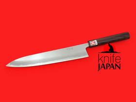 "Ikenami Hamono wa-gyuto | 270mm・10.6"" | Knife Japan"