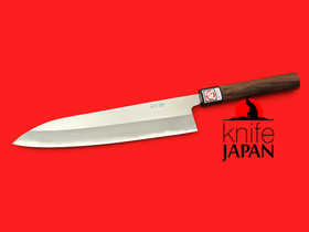 Ikenami Hamono Wa-gyuto | 240mm・9½"
