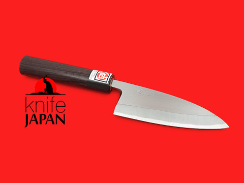 Ikenami Hamono kataha deba-bocho | Shirogami#1 | 130mm・5.1"