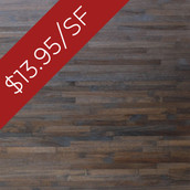 Teak Metro Engineered Flooring & Paneling - Wire Dark (Closeout)