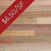 "World Mix 2-1/4"" Flooring & Paneling - Unfinished (Closeout)"