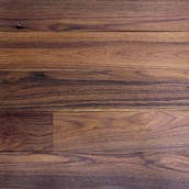 Surfaced Long Plank Teak Flooring & Paneling (Sample)